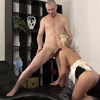 Old grandma fuck chubby women She is so uber-sexy in this brief skirt - Claudia Mac