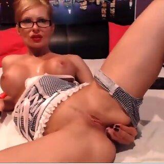 Webcam Schoolmistress