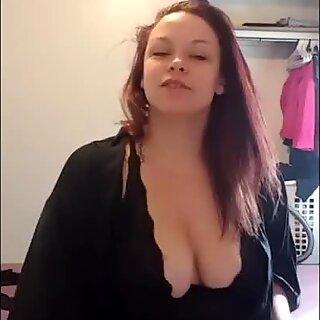 Chubby Girl JOI