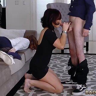 Teach My Girlplaymate How To Fuck